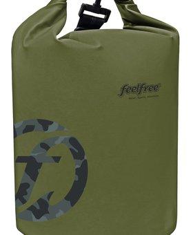 FeelFree Dry Tube Angler - 15 Liter - Olive