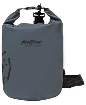 FeelFree Dry Tube Angler - 15 Liter - Slate Grey