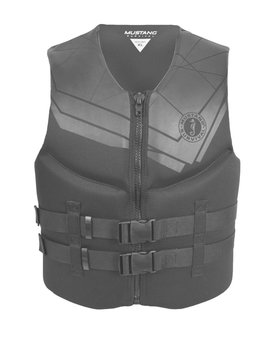 Mustang Survival Neoprene Water Sport Vest Black XL