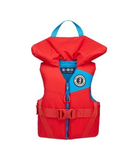 Mustang Survival Lil Legends Youth Vest Imperial Red