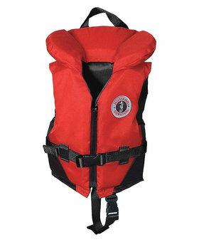 Mustang Survival Infants Vest 20-30lbs Red-Black