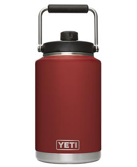 Yeti One Gallon Jug Brick Red