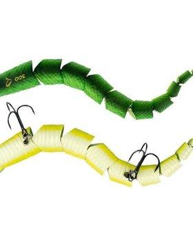 "savage gear WS-300-GR Wake Snake 12"" Green"