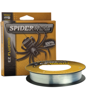 SPIDERWIRE EZ FLUORO 6LB 200YD CLEAR