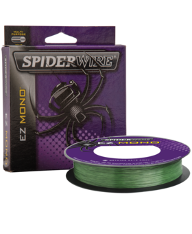 SPIDERWIRE EZ MONO 6LB 220YD GREEN SEZ6G