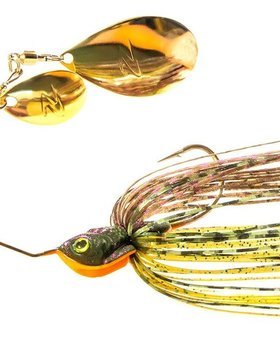 The Lil Bait N' Tackle #3 INDIANA YELLOW SPARKLE