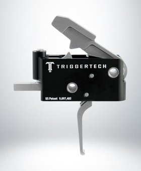 Trigger Tech Ar-15 Adaptable Flat 2.5-5 lb