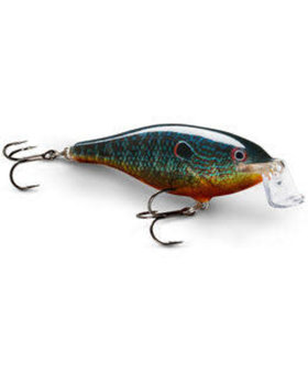 RAPALA LURES Scatter Rap Shad 07 Live Pumpkinseed