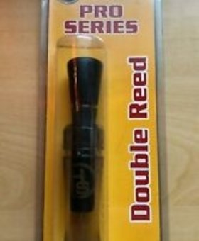 HUNTER'S SPECIALTIES INC. PRO SERIES DOUBLE REED DUCK CALL