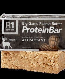 Rack 1 Protein Bar Peanut Butter