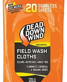 Dead Down Wind Field Wash Cloths 20count