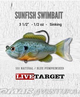Live Target Live Target Bluegill