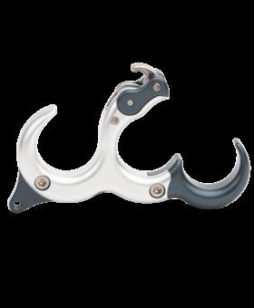 Ultraview Hinge Aluminum Med Click