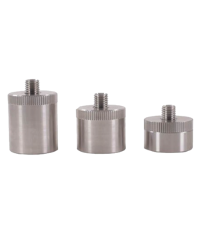 Shrewd 2 oz Cylindrical ss steel end weight Knurled