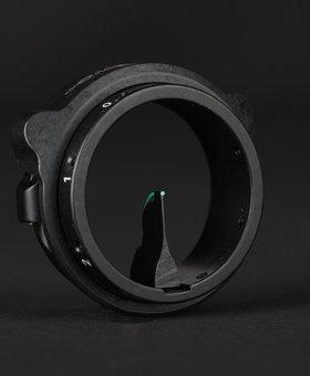 Shrewd Optum Ring system 40/35 mm .010 pin