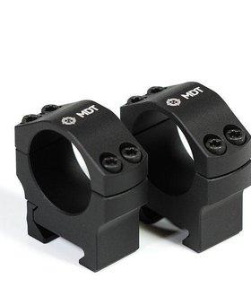 MDT Premier Rings 34 mm X HIGH