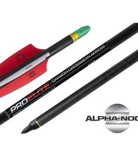 TenPoint Pro Elite 400 Alpha-nock Carbon Crossbow Arrows