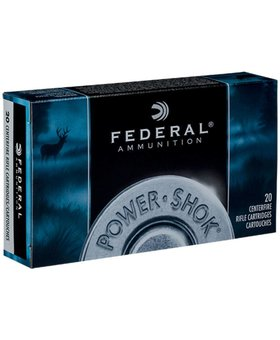 Federal 270 win 130 gr sp