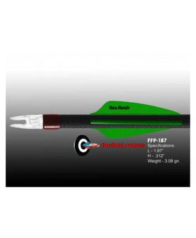 Flex Fletch FFP-187 COSMIC GREEN