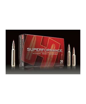 Hornady 6.5 creedmore 129 gr sst superformance