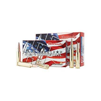 Hornady 6.5 creedmore 129 gr interlock American Whitetail