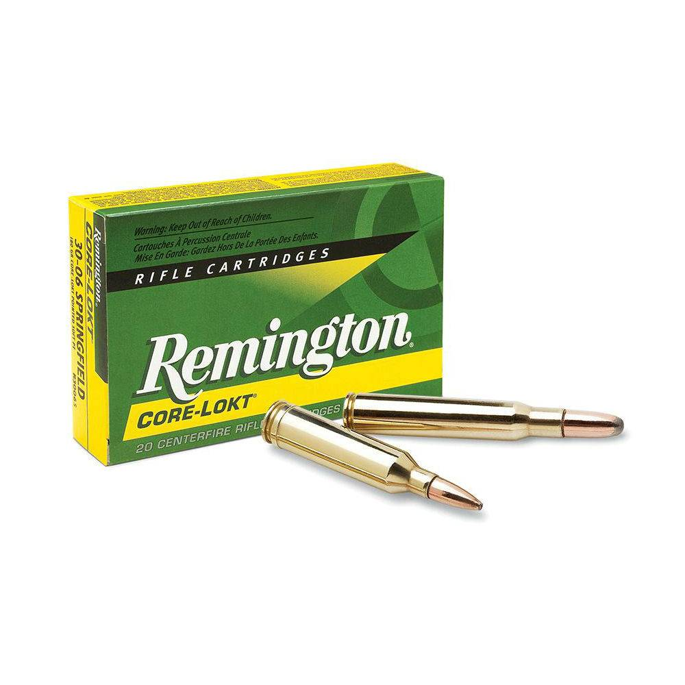 Remington 7mm rem mag 140 gr core lokt