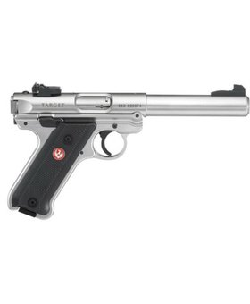 Ruger 22 l.r. Mark IV Target ss
