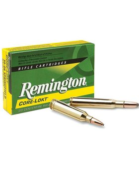 Remington 30-06 sprg 165gr core lokt