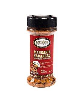 Louisiana Grills Mandarin Habanero rub 6.2 oz