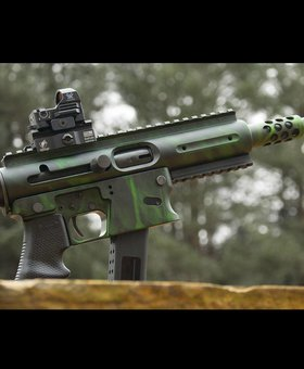 TNW TNW ASR RIFLE - ODGREEN - 9MM