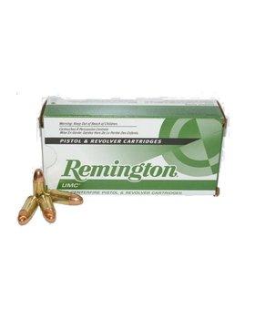 Remington 9mm luger 115 gr mc