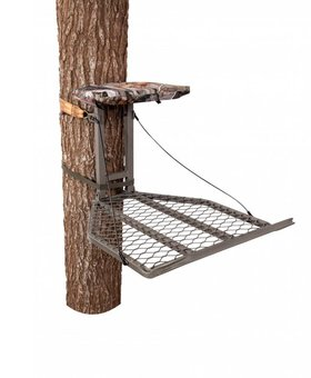 SUMMIT TREESTANDS LLC LEDGE HANG-ON STAND