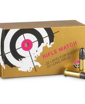 SK .22 RF, SK Rifle Match - Box of 50