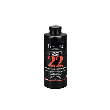 Alliant RELOADER 22 POWDER 1LBS