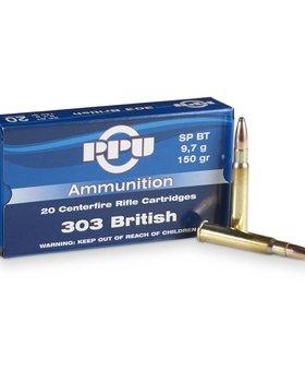 PPU 303 british 150 sb bt  20 each