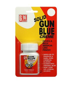 G96 PRODUCTS Gun Blue Cream 3 oz