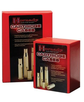 Hornady CASE 17 HORNET UNPRIMED 50CT