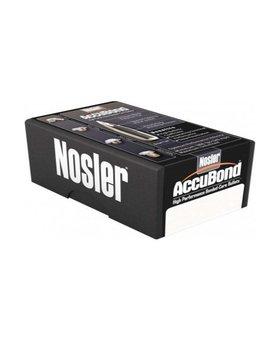 "Nosler 6.5MM .264"" ACCUBOND 130GR 50CT"