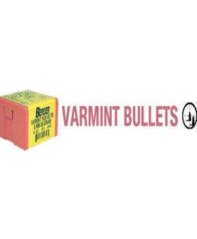 Berger 17 CAL 25GR FB VARMINT 200CT