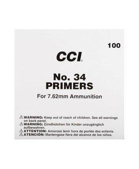 CCI 34 Primers 7.62