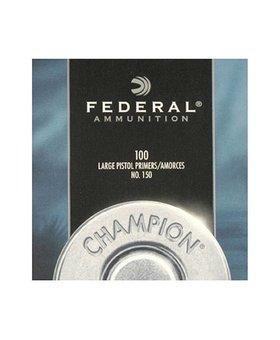 Federal 150 Lge Pistol Primer