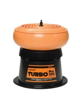 LYMAN/PACHMAYR/TAC-STAR Turbo 1200 Pro Case Tumbler
