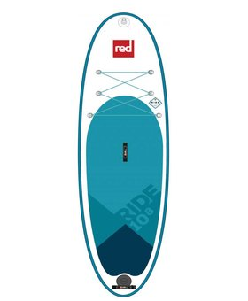 "Red Paddle Ride 10'8 x 34"" Titan 2018"