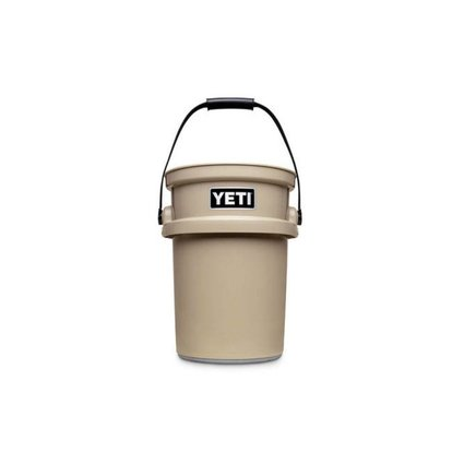 Yeti Load Out Bucket Tan
