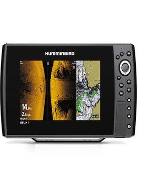 Humminbird Helix 9 G2N Chirp Mega SI GPS