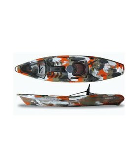 FeelFree Lure 10 Orange Camo