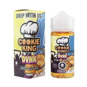 DRIP MORE: COOKIE KING - DVNK 100ML