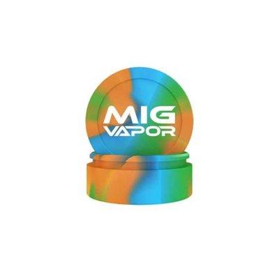 MIG VAPOR SILICONE WAX CONCENTRATE STORAGE JAR