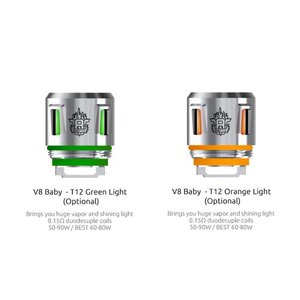 SMOK SMOK TFV8 BABY BEAST COILS - 5 PACK (CLEARANCE)