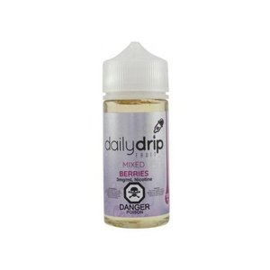 DAILY DRIP - MIXED BERRIES 100ml